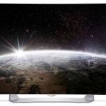 Новый 55'' (139см) LG 55EG910V OLED 3D SMART Wi-Fi FHD DVB-T2 CURVED, Новосибирск