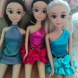 3 куклы блезняшки, Новосибирск