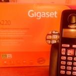 Продам радио- телефон, б/у меньше месяца, Новосибирск