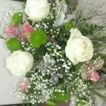 Курсы:  флорист-аранжировщик с 3 октября! Ландшафтный дизайн, Новосибирск