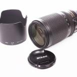 Объектив Nikon 70-300 VR, Новосибирск