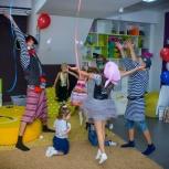 Где отметить детский/семейный праздник, Новосибирск