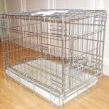 Продам клетку для собак и кошек, Новосибирск