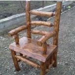 Деревянные кресла, Новосибирск