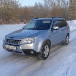 ищу подработку на своём субару форестер 2013г. ( 4 вд ), Новосибирск