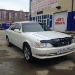 Аренда авто с выкупом Toyota Cresta 1997, Новосибирск