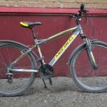 Горный велосипед Meratti Forza Uno (Итал), алюминиевая рама, документы, Новосибирск