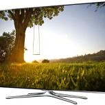 ТВ 40'' (102см) Samsung UE40F6500 LED 3D SMART Wi-Fi 400Hz FHD DVB-T2, Новосибирск