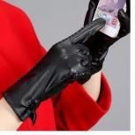 Женские утепленные перчатки сенсорные, Новосибирск