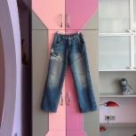 Тёплые джинсы р.152-158, Новосибирск