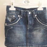 Продам юбку для девочки Armani Jeans, Новосибирск