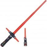 """Раздвижной меч Кайло Рена Star Wars """"BladeBuilders"""" (свет, звук), Новосибирск"""