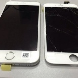Замена стекол Apple iPhone, Новосибирск