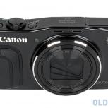 Продам фотоаппарат canon powershot sx710 hs. Черный., Новосибирск