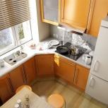 Кухонные гарнитуры, кухонная мебель, Новосибирск