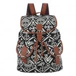 Черно-белый рюкзак, новый, Новосибирск