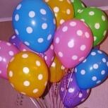 Доставка воздушных шаров. Оформление залов, Новосибирск