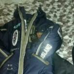 Продам новый горнолыжный костюм новый лыжный размер 46-48, Новосибирск