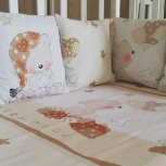 Продам подушки-бортики., Новосибирск