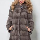 Продам в рассрочку новую модную норковую шубу, Новосибирск