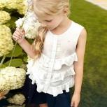блузка без рукавов для девочки, Новосибирск