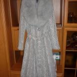 Продам пальто женское зимнее новое! Р-р 48. Классика, Новосибирск