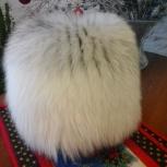 Продам женскую шапку из песца, Новосибирск