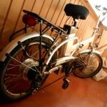 Электровелосипед, Новосибирск