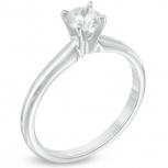 Продам кольцо с бриллиантом, Новосибирск