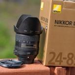 Объектив Nikon 24-85mm f/3.5-4.5g, Новосибирск