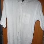 Рубашка, производство Россия(Brostem), размер 46, Новосибирск