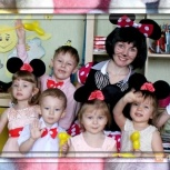Домашний детский сад / Няня / домашняя группа, Новосибирск