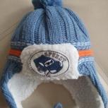 Зимняя шапка на мальчика (52-54), Новосибирск