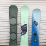 Продам сноуборд 158 156 148см, Новосибирск