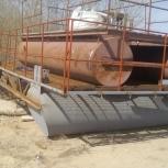 Понтон металл 3Х4,5 метра. вес3т, Новосибирск