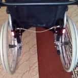 продам инвалидную коляску немецкую, Новосибирск