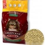 """Сибирская кошка """"Универсал"""" Супервпитывающий напол, Новосибирск"""
