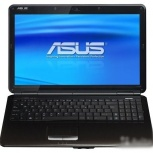 "Ноутбук 15.6"" Asus K50I Intel Core 2 Duo, Новосибирск"