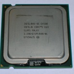 Процессор Intel Core 2 Duo E4500 LGA 775, Новосибирск