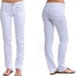 Продам белые джинсы, Новосибирск