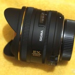 Объектив Sigma AF 10mm f/2.8 EX DC HSM Fisheye Nikon F, Новосибирск