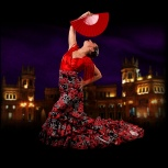 """Фламенко для детей и взрослых - школа танца """"Soniquete"""", центр., Новосибирск"""