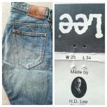 Продам новые  джинсы Lee, Новосибирск