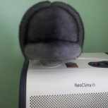 Продам шапку. Норка. Б/у, Новосибирск