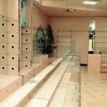 демонтаж  торгового оборудования, Новосибирск