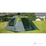 продам палатку 3-4 местную новую с тамбуром, Новосибирск