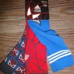Новые носочки для мальчика ADIDAS MARVEL, Новосибирск