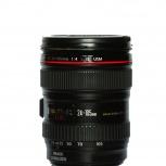 Продам объектив Canon EF 24-105 f4, Новосибирск