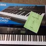 Продам синтезатор casio ctk-1150, Новосибирск
