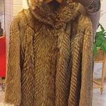 Продам красивую енотовую шубку в отличном состоянии!, Новосибирск
